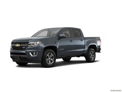Used 2017 Chevrolet Colorado Z71 Truck Crew Cab in Grand Junction