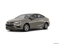Used 2017 Chevrolet Cruze LT Auto Sedan Grand Forks, ND