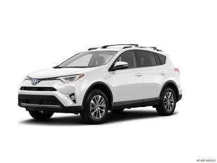 2017 Toyota RAV4 XLE AWD Sport Utility