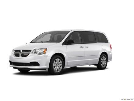2017 Dodge Grand Caravan SE Front-Wheel Drive  Passenger Van