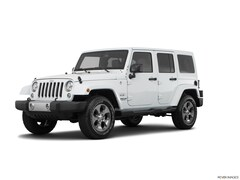 Pre-owned 2017 Jeep Wrangler JK Unlimited Sahara 4x4 SUV for sale in Lebanon, NH