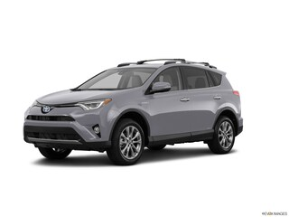 2017 Toyota RAV4 Hybrid Limited SUV for sale near you in Auburn, MA