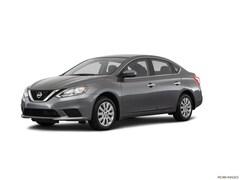Used 2017 Nissan Sentra SV Sedan in Caldwell, ID
