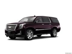 Used 2017 Cadillac Escalade ESV Premium Luxury SUV For Sale in Logan, UT