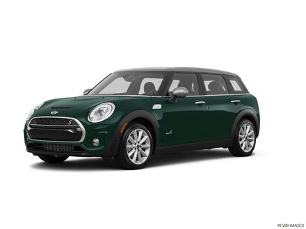 Featured used 2017 MINI Clubman ALL4 Cooper S Wagon for sale in Shelburne, VT