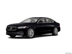 Used 2017 Volvo S90 T6 AWD Momentum Sedan YV1A22MK2H1010406 P16649 for sale in Smithtown