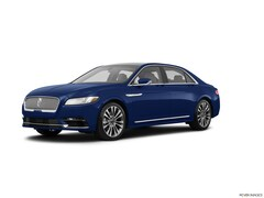 Used 2017 Lincoln Continental Reserve AWD Sedan