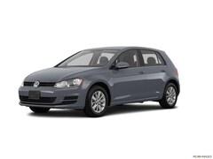 Pre-owned 2017 Volkswagen Golf TSI Hatchback for sale in Lebanon, NH