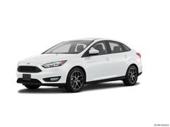 Bargain Used 2017 Ford Focus SEL Sedan in Mahwah
