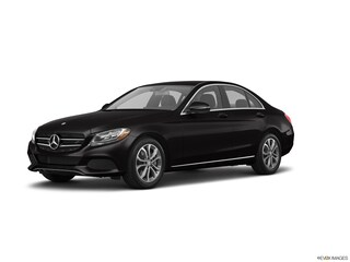 Used 2017 Mercedes-Benz C-Class C 300 Sedan THU190627 for sale near Houston