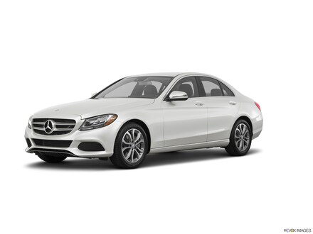 Featured Used 2017 Mercedes-Benz C-Class C 300 Sedan 55SWF4JB6HU212087 for sale in Cathedral City, CA