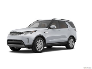 Used 2017 Land Rover Discovery HSE V6 Supercharged SUV in Knoxville, TN