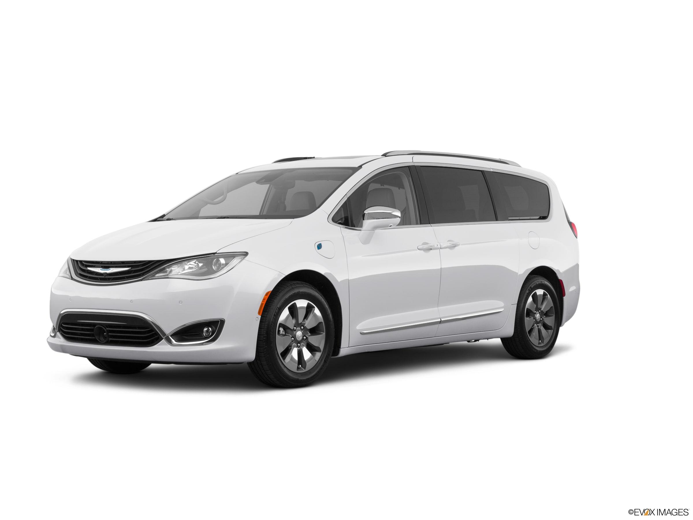 2017 Chrysler Pacifica Hybrid Van Passenger Van