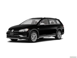 2017 Volkswagen Golf Alltrack 1.8T S DSG Wagon