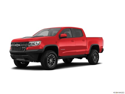 Featured used 2017 Chevrolet Colorado ZR2 Truck Crew Cab for sale in Waco, TX