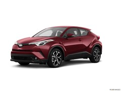 Certified used 2018 Toyota C-HR XLE Premium SUV for sale in Pekin