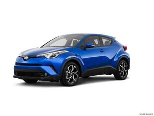 2018 Toyota C-HR XLE Premium FWD Sport Utility