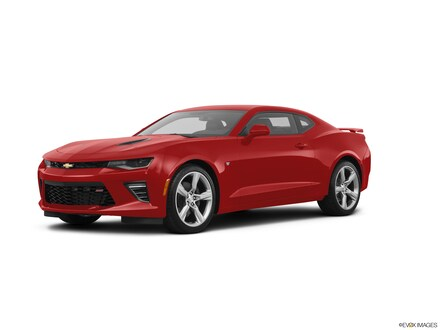 Featured Used 2018 Chevrolet Camaro 2SS Coupe for Sale near Fort Bliss, TX