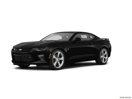 Featured used 2018 Chevrolet Camaro 2SS Coupe for sale in Waco, TX