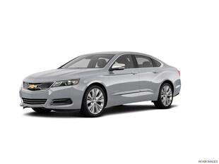 2018 Chevrolet Impala Premier Sedan
