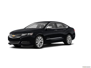 2018 Chevrolet Impala Premier w/2LZ Sedan 2G1125S34J9102050