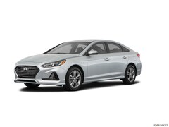 Certified Pre-Owned 2018 Hyundai Sonata SEL Sedan for sale in Knoxville, TN