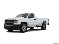 2018 Chevrolet Silverado 1500 Work Truck Truck Regular Cab