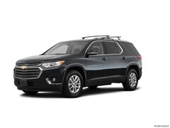 Used 2018 Chevrolet Traverse LT Cloth SUV for sale in Carson