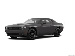Used 2018 Dodge Challenger SXT Coupe for sale near Princeton, NJ at Volvo of Princeton