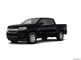 Used 2018 Chevrolet Colorado Work Truck Crew Cab in Needham, MA
