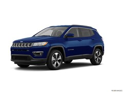 Used 2018 Jeep Compass Latitude 4x4 SUV For Sale in Fulton, NY