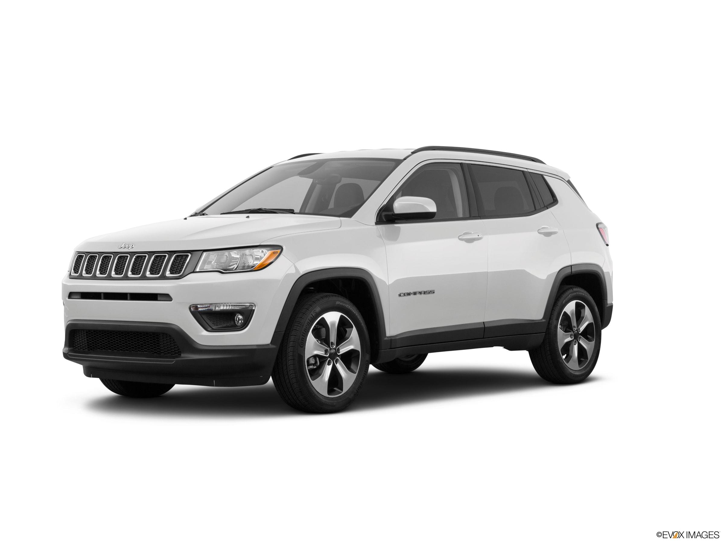 2018 Jeep Compass SUV Sport Utility 4WD