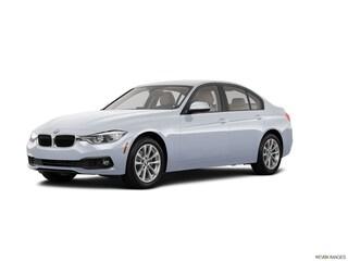 Certified 2018 BMW 320i Sedan in Houston