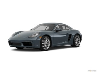 Certified 2018 Porsche 718 Cayman Coupe in Jackson, MS