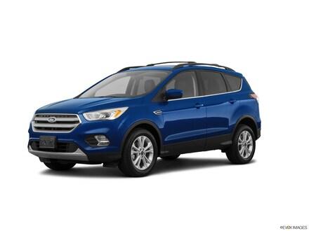 2018 Ford Escape SEL 4WD SUV