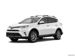 Used 2018 Toyota RAV4 Hybrid Limited SUV for sale in Toledo, OH