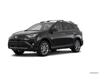 Used 2018 Toyota RAV4 Hybrid Limited SUV in Denver