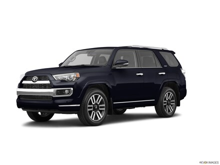 2018 Toyota 4Runner Limited SUV   For Sale in Macon & Warner Robins Areas