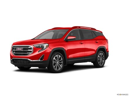 Used 2018 GMC Terrain SLT SUV 3792A for sale in Conway, SC