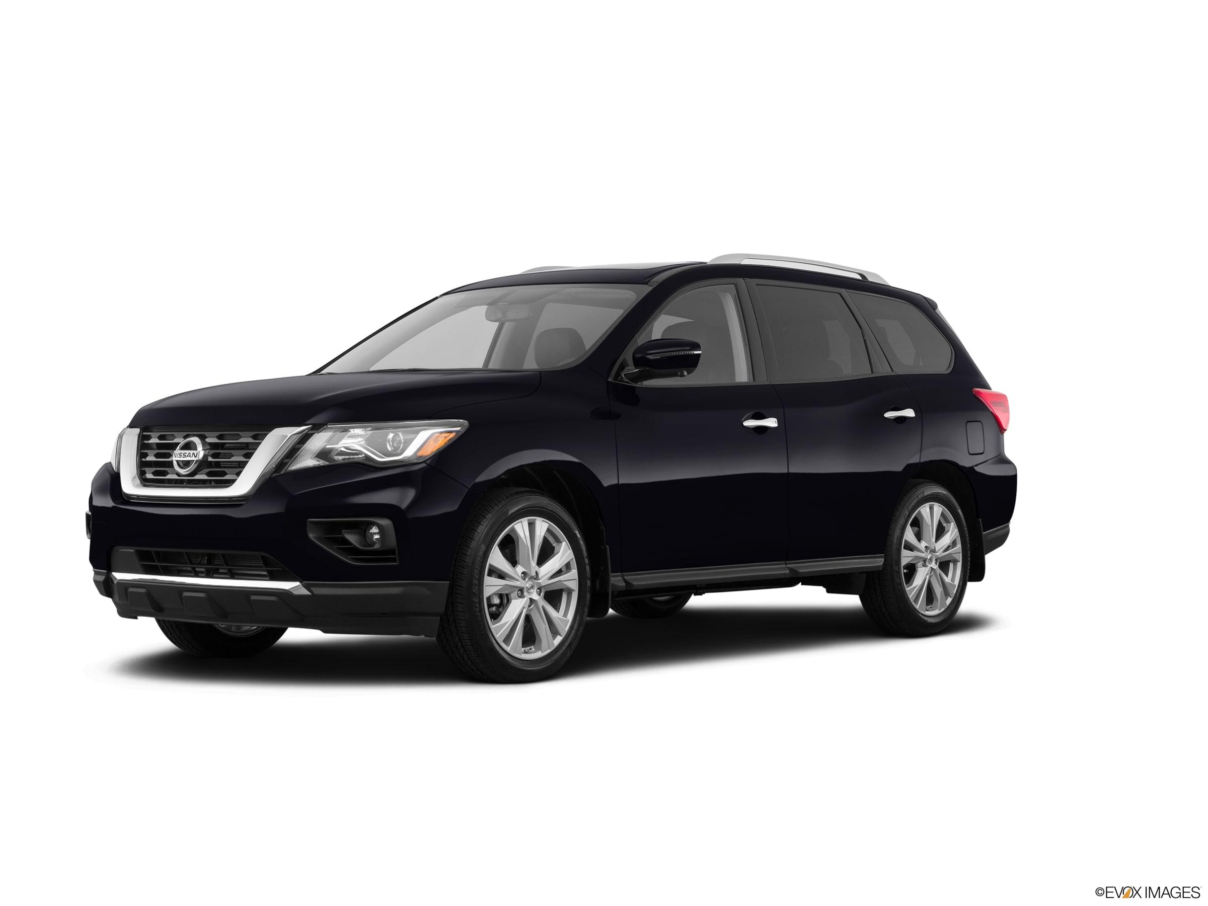 New 2018 Nissan Pathfinder For Sale At Baron Nissan Vin 5n1dr2mm1jc608394