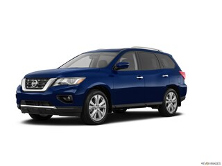 Used 2018 Nissan Pathfinder SL SUV For Sale In Hadley, MA