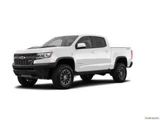 used 2018 Chevrolet Colorado ZR2 Truck Crew Cab for sale in kansas