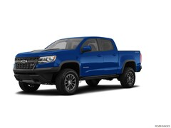 Used 2018 Chevrolet Colorado ZR2 Truck Crew Cab in Pittsburgh