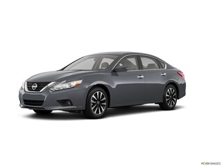 Used 2018 Nissan Altima 2.5 SV Sedan For Sale In Hadley, MA
