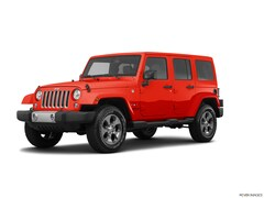 used 2018 Jeep Wrangler JK Unlimited Sahara 4x4 SUV for sale in Savannah