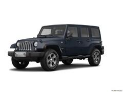 2018 Jeep Wrangler JK Unlimited Sahara SUV For Sale in Lebanon, NJ
