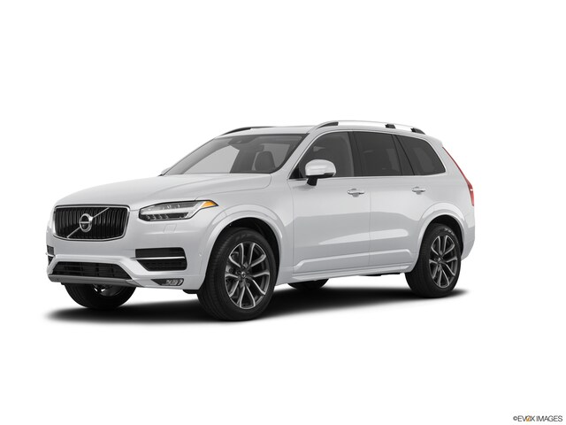Featured used 2018 Volvo XC90 T6 AWD Momentum (7 Passenger) SUV for sale in Waukesha, WI