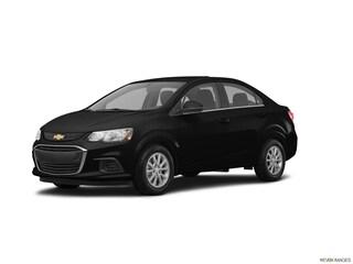 2018 Chevrolet Sonic LT Sedan 1G1JD5SB3J4137859