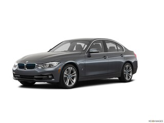 Certified 2018 BMW 330e iPerformance Sedan near San Jose