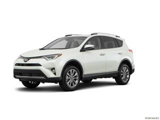 2018 Toyota RAV4 Limited Sport Utility